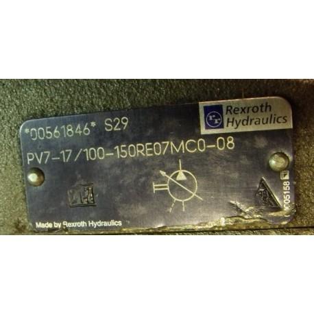 Гидронасос PV7-17/100-150RE07MC0-08