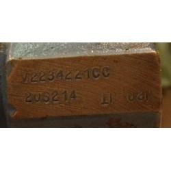 Гидронасос V2234-22-1CC- 20-S214 лопастной сдвоенный (на лапах) снят с пр-ва
