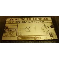 Гидронасос 1PF2 V2-20/10.0 RUD 1M лопастной