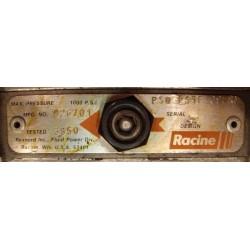 Гидронасос PSO-PSSF - 09ERM лопастной одинарный регулируемый (притычной)