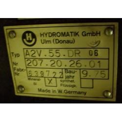 Гидронасос A.2V.55.DR 06
