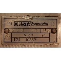 Гидронасос A63R TGL 10859