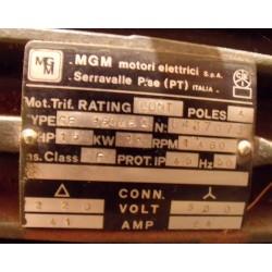 Электродвигатель CF 160MB4
