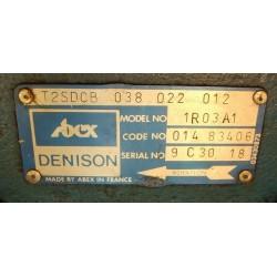 Гидронасос T2 SDCB-038-022-012-1R-03-1A